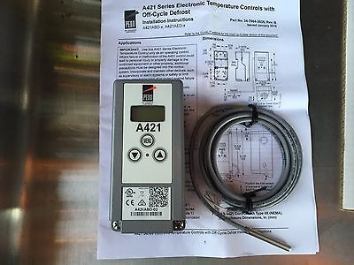 Johnson Control Elektronische Thermostat With / Off Cycle-Defrost A421abd-02