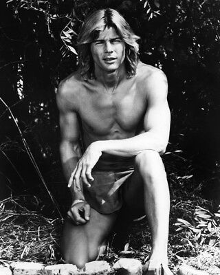 The World's Greatest Athlete Jan-Michael Vincent Bare Chested Hunky Pin Up Photo