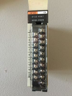 Omron Sysmac Programmable Controller Input / Eingangs  Modul C200H-Ia122