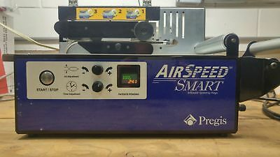 Pregis Airspeed Smart Inflatable Void Fill System with roll of bags air bubble