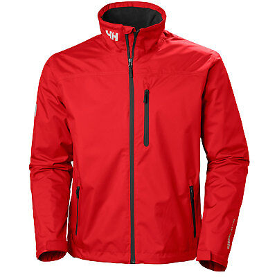 Helly Hansen Crew Mid Layer Veste - Rouge