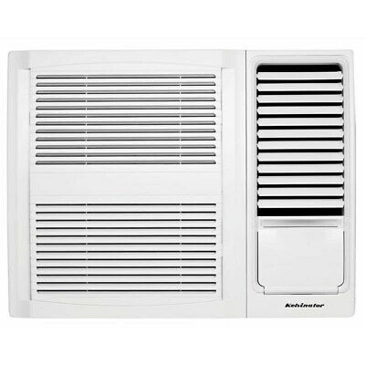New Kelvinator - KWH15CME - 1.6kW (C) - Window Wall Cooling Only Air Conditioner