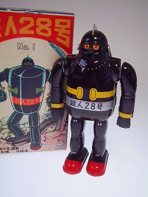 "GS JAPAN HEROES ""TETSUJIN 28 GIGANTOR"" OSAKA TT, LIMIT200 ! LIKE NEWnBOX !"