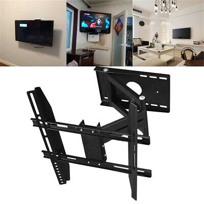"Swing Arm Cantilever TV Bracket Wall Mount Removeable Face Swivel Tilt 26~50"" TV"