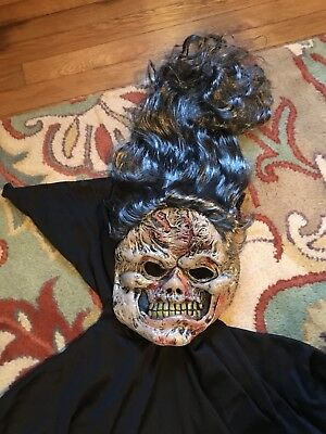 Zombie Halloween Costume/ Mens Large/ One Size Fits Most