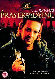 A Prayer For The Dying DVD Irish Movie