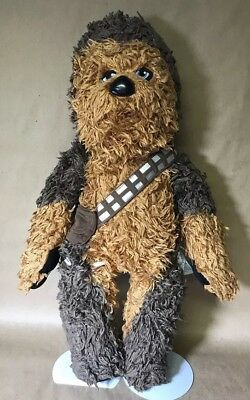 "Build A Bear Star Wars Chewbacca Plush 21"" W/ Sound"