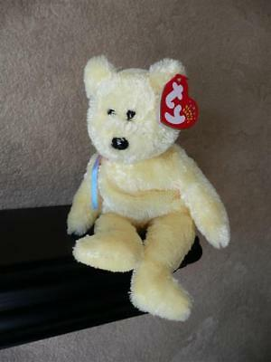 Ty3 Beanie Babies Sherbert Yellow the Bear