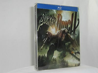 5 Steelbook Protective Sleeves / Slipcover box protectors plastic case / cover