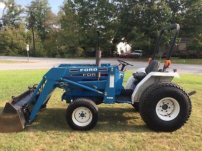 Nice New Holland 1620  4X4 Loader   Tractor