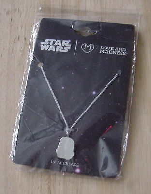 Stars Wars Storm Trooper 16 In Necklace Love And Madness
