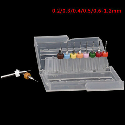 3D Printer Nozzle Cleaning Tool 0.2/0.3/0.4/0.5/0.6-1.2mm Drill Bit For Extruder