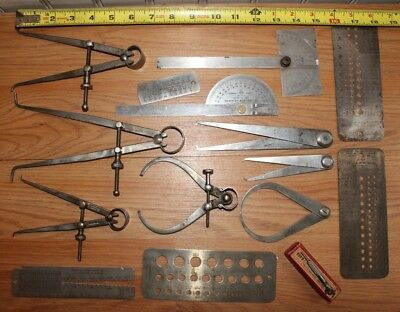 Vintage Machinist Tools