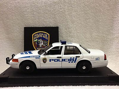 1/18 Puerto Rico State Police./// DECAL SET ONLY /// DECAL SET ONLY ///..