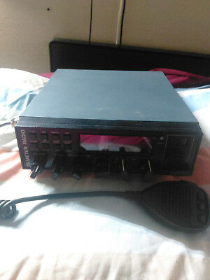 AnyTone AT5555N 10 Meter Radio Transceiver 40CH  12W AM/30W FM/30W SSB