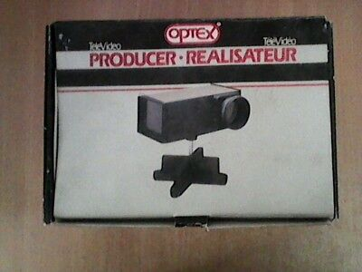 Vintage Optex Televideo Producer VS612; Projector; With Box