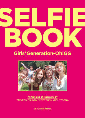 GIRLS GENERATION SNSD OH!GG SELFIE BOOK 240p Photo Book K-POP SEALED