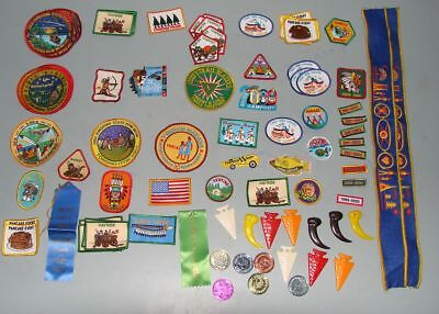 Lot Of YMCA Patches. 85 pieces