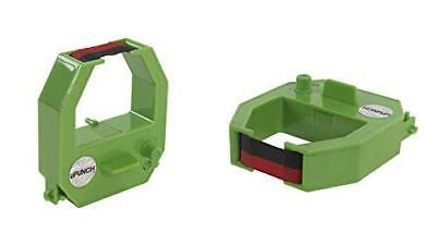 2 Pack, uPunch Ink Ribbon for HN3000 Non-Calculating Time Clock