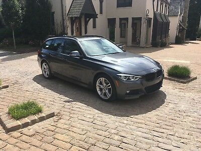 2016 BMW 3-Series M-Sport Wagon 2016 BMW 328d Sports Wagon M-Sport CPO