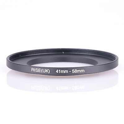 RISE (UK) 41-58 MM 41MM- 58MM 41 to 58 Step UP filter Ring Filter Adapter