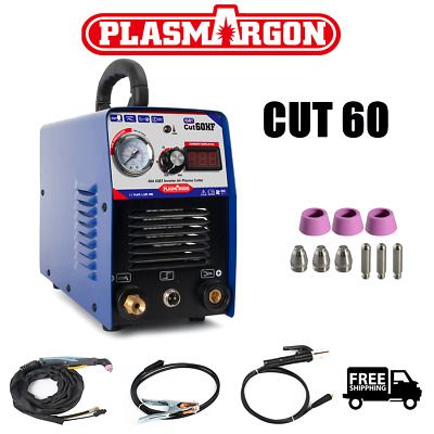 IGBT  PLASMA CUTTER 60 AMP 110/220V with Torch and Consumables High Quality NEW