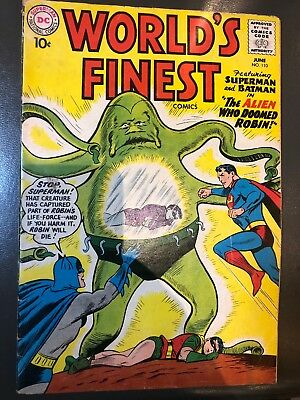 World's Finest  110 HUGE DC SILVER AGE COLLECTION