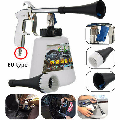 New Air Pulse Cleaning Gun TORNADO EFFECT for Car,Upholstery,Plastic,Carpet etc