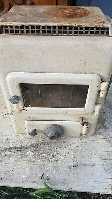 Wood Heater Wood Stove - Man Shed Project Potbelly Outdoor fireplace Pickup ONLY