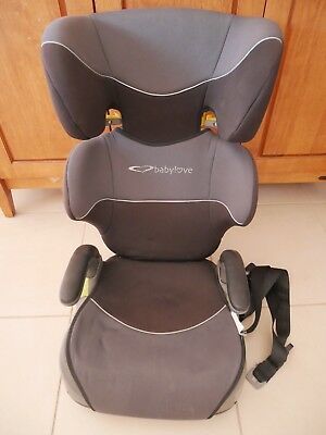 Baby Love Child Toddler Booster Car Seat Vic