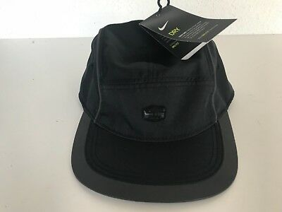 063a1a0e2cac5 NEW NIKE AW84 Dri-fit TN Air 5 FIVE Panel Tuned Adjustable Cap hat 882729