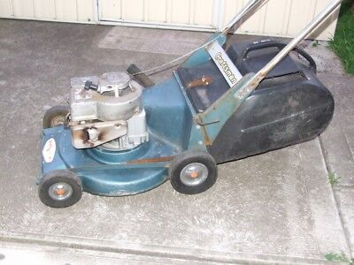 Rover Craftsman 4 stroke lawn mower - serviced with new blades, oil, carby