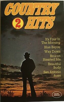 K7-Tape-Cassette- Country Hits Vol.2 - 45 288 8
