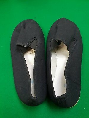 Kung Fu Shoes Slippers Tai Chi Pumps Rubber Sole EU SIZE 40 UK size 6