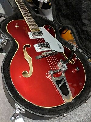 Gretsch G5420T Electromatic Hollow Body Candy Apple, w/case, shirt & shipping