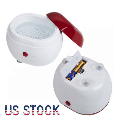 Gold Silver Jewelry Ultrasonic Cleaner For Necklace Rings Watches Jewellery