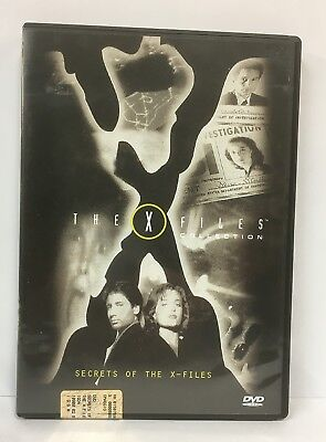 87396 DVD - The X-files Collection - Secrets of the X-files