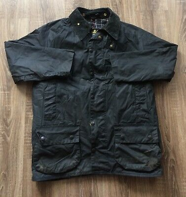 Barbour Wax Beaufort Jacket C48 122cm With Lining
