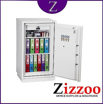 Heavy Duty Safe With Electronic Lock Fire Commander  Will Protect Your Items