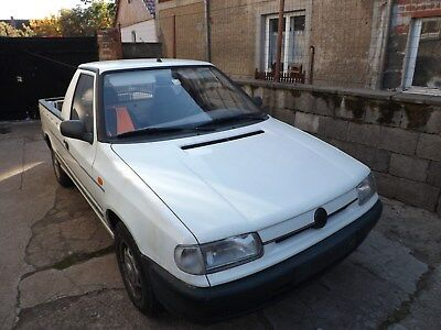 VW Caddy II Pick up