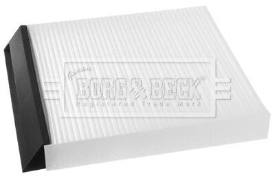 5 YEAR WARRANTY Borg /& Beck Interior Air Filter Cabin Pollen BFC1057 GENUINE