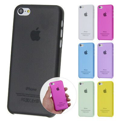 Ultraslim Case Iphone 5C Fine Matte Cases Bumper Skin Cover Foil