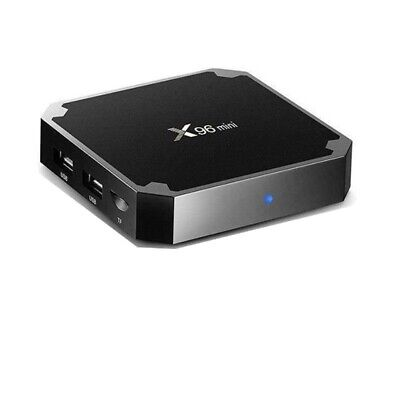 Smart TV BOX X96 MINI Android 7.1  S905W 2GB RAM 16GB KODI 4K  5 CORE