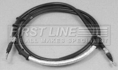 First Line Left Parking Hand Brake Cable Handbrake FKB2745 - 5 YEAR WARRANTY