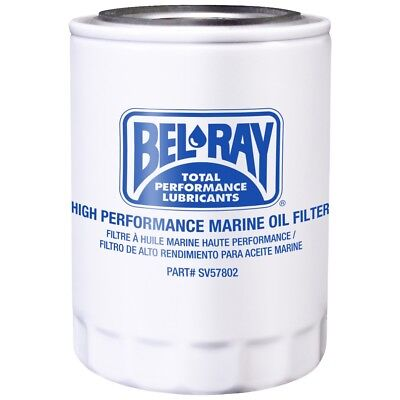 BelRay Marine Inboard & Sterndrive Oil Filter Ford 2.3L Replaces Sierra 18-7875