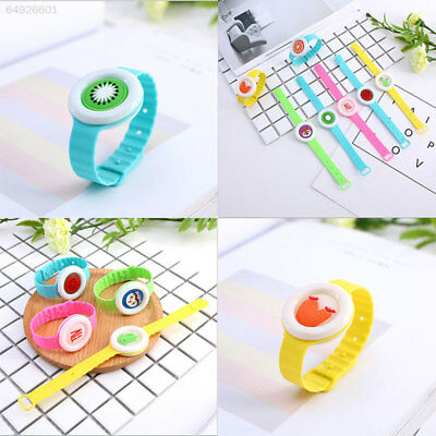 D69F Safe Anti Mosquito Bracelet Repellent Repeller Insect Children Baby
