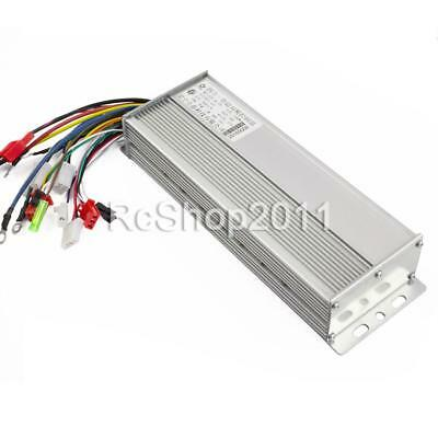 UK 48V 1500W Electric Bicycle E-bike Scooter Brushless DC Motor Speed Controller