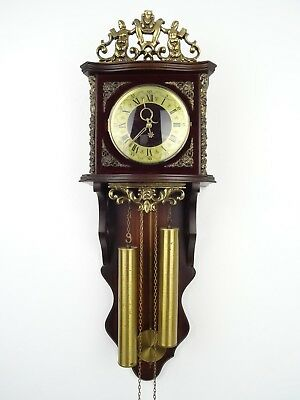 Friesian Dutch REPAIR Wall Clock Vintage (Zaanse Zaandam Warmink