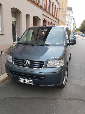 Volkswagen T5 Multivan 4MOTION Cruise