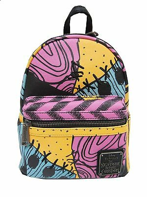 988df2a9dea Loungefly x Nightmare Before Christmas Sally Costume Mini Backpack (One  Size
